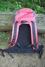 Сшить детский рюкзак. Лямки, поясной, грудной ремень