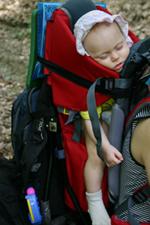 Заплечный рюкзак для походов с ребёнком рюкзак valentino orlandi