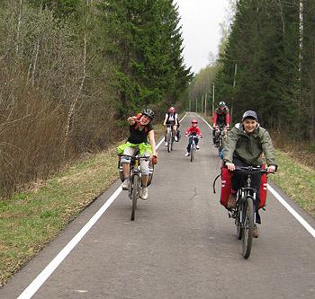Барсуковский лес