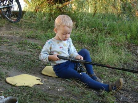 Ловись рыбка, большая и маленькая, КарелИнформ