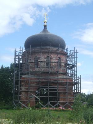 Церковь в Гагино