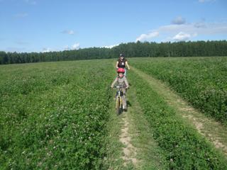 Детский велопоход