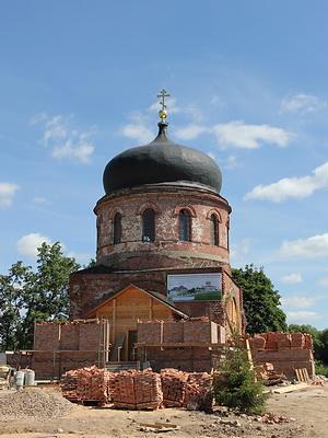 Храм в Гагино, Московская область